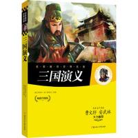 (彩图版)名家推荐世界名著:三国演义 [明] 罗贯中,韩伟滨 9787538579208