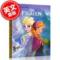 现货 Disney Frozen ( Big Golden Book )