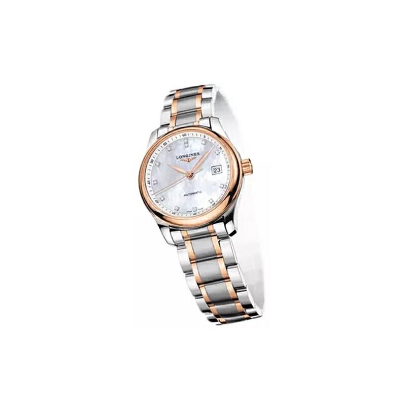 浪琴Longines-名匠系列 L2.128.5.89.7 机械女士手表下单后7-10个工作日发货