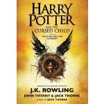 哈利波特与被诅咒的孩子 剧本小说 英文原版 Harry Potter and the Cursed Child JK罗