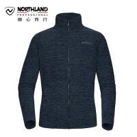 诺诗兰2018新款户外抓绒衣男式双面绒保暖加厚外套GF075Y02