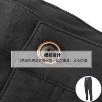 【品牌特惠】诺诗兰秋冬户外男式弹力修身保暖防风休闲长裤软壳裤GL065631