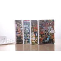 金谷文具 新款32K香港行旅磁扣本 笔记本 日记本 记事本