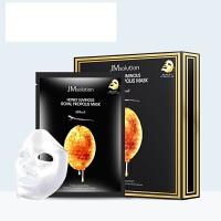 韩国JMsolution水光蜂蜜面膜 蜂胶水润滋养透莹润清透保湿 10片装