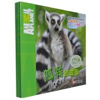 动物的野外生活 注音版(共4册)