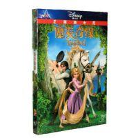 原装正版 迪士尼动画片 魔发奇缘/长发公主 正版DVD9 视频 光盘 软件