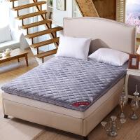 榻榻米床垫子加厚单双人可折叠保暖床褥可定做0.9/1.8米