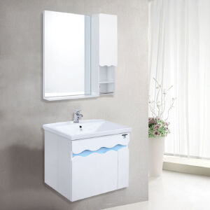 【限时直降】九牧(JOMOO)悬挂式浴室柜组合洗脸盆 洗面台组合A2172/A2174