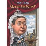 【现货】英文原版 Who Was Queen Victoria? 维多利亚女王是谁 名人传记 中小学生读物