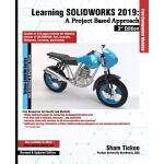 【预订】Learning SOLIDWORKS 2019: A Project Based Approach, 3rd