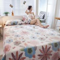 雪花绒毛毯法兰珊瑚绒毯子加厚保暖冬季床单双人办公室午睡宿舍学生被子