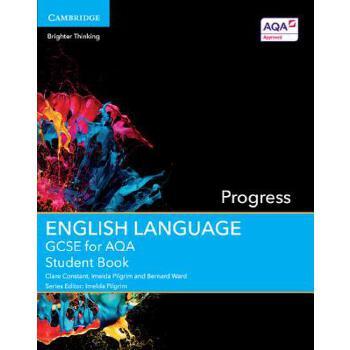 【预订】GCSE English Language for Aqa Progress Student Book 预订商品,需要1-3个月发货,非质量问题不接受退换货。
