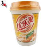 喜之郎 优乐美 奶茶(巧克力味) 80g 杯装 速溶冲饮品 固体奶茶饮料