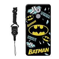 华为畅享6s手机壳畅想6S男女畅享5S漫威蝙蝠侠超人标志潮DIG-AL00 畅享5S BATMAN
