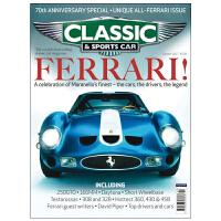 订阅 Classic & Sports car 经典古董老爷汽车杂志 英国英文原版 年订13期