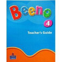 培生朗文易学启蒙幼儿英语 Longman Beeno Teacher's Guide 4 教师用书