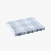 当当优品对装枕罩 纯棉200T加密斜纹枕罩48x74cm 锦尚(灰)