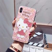 粉系Hellokitty 双子星苹果XS手机壳iPhone7/8p XR Max卡通 凯蒂猫7/8 plus