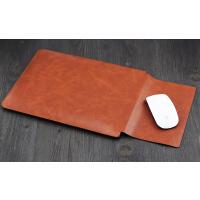 联想平板电脑内胆包Miix520保护套Miix510套笔记本电脑包袋12.2寸 鼠标款 咖啡1件 12寸