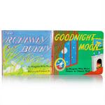 廖彩杏吴敏兰推荐书单 美国Top100百本必读 备受欢迎的晚安故事 Goodnight Moon 月亮晚安 The R
