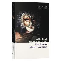 无事生非 英文原版 Much Ado About Nothing 柯林斯经典文学 William Shakespeare