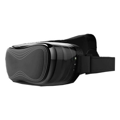 暴风头戴式3D虚拟现实头盔魔镜机沉浸式vr智能眼镜WIFI显示器游戏  巨屏享受虚拟真实游戏内置安卓系统 下单可备注颜色或*发货