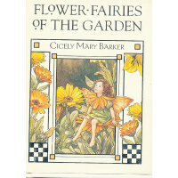 Flower Fairies of the Garden 花仙子的故事:花园诗歌 ISBN9780723248316