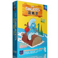 动画片 蓝精灵5DVD全集经典动画卡通片光盘dvd碟片 国语/英语
