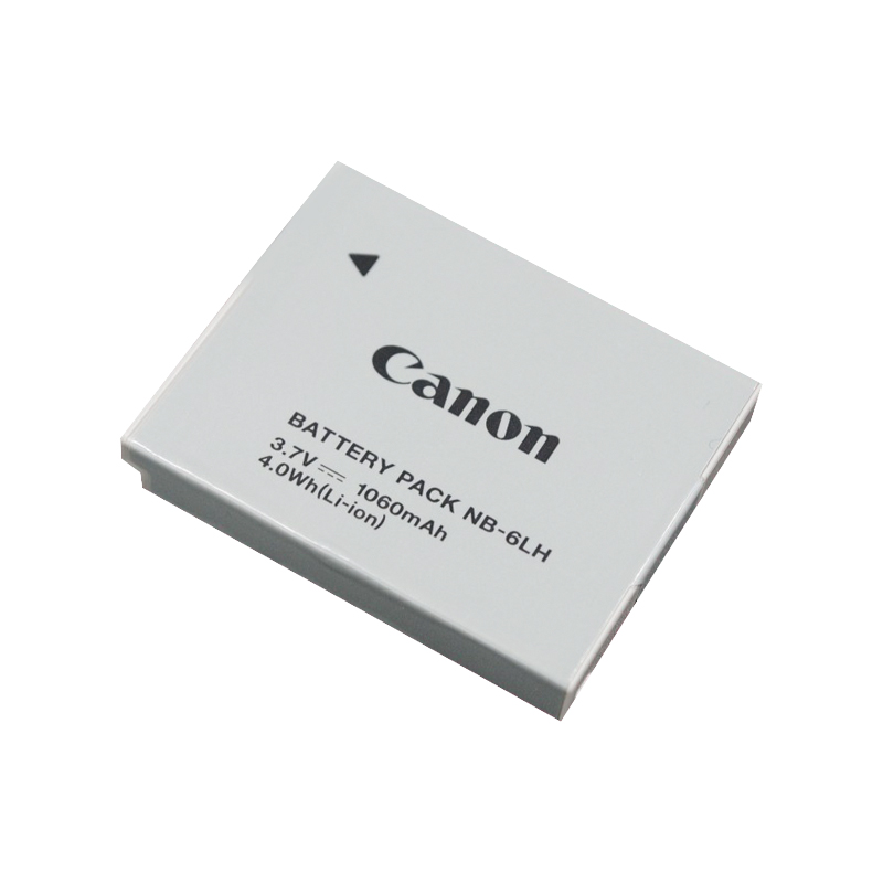 Canon佳能原装NB-6LH充电相机电池 NB-6L锂电池IXUS 95 210 105 310 S90S95SX500电池 简包装 佳能相机原装电池 请放心购买!