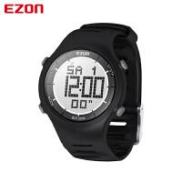 宜准EZON电子表手表男运动表防水儿童表多功能户外休闲手表男士手表腕表L008A11