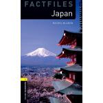 Oxford Bookworms Library Factfiles: Level 1: Japan 牛津书虫分级读物