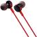 【当当自营】 Easeyes 爱易思 E815 线控入耳式音乐耳机 红色