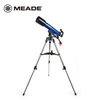 买一送三米德天文望远镜90AZ 90/600折射入门天文望远镜可接单反相机摄影观天观景两用