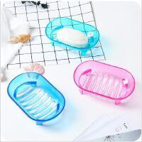 创意简约大号浴室沥水皂托卫生间香皂盒洗衣塑料肥皂架