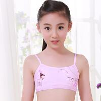 儿童内衣女文胸发育期10-12岁小学生薄款女童中大童吊带背心