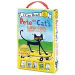 My First I Can Read Pete the Cat 皮特猫英文原版绘本 Super Cool Readi
