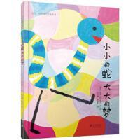 小小的蛇 大大的梦 麦克格雷涅茨 著 9787539190006 21世纪出版社 正版图书