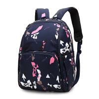 妈咪包双肩外出背包多功能大容量时尚妈妈包手提包孕妇母婴包