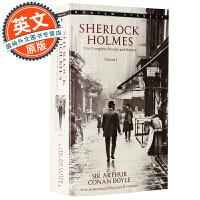Sherlock Holmes Volume I【英文原版】福尔摩斯 第1卷