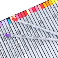 马可油性彩色铅笔48色36色72色素描铅笔 绘画彩铅7100/6100系列