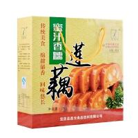 【江�K高�]�^】�P州特�a清脂荷 食糯米藕蜜汁香藕 2kg �Y盒�b 包�]