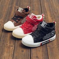 儿童棉鞋男童鞋子童鞋秋保暖宝宝鞋