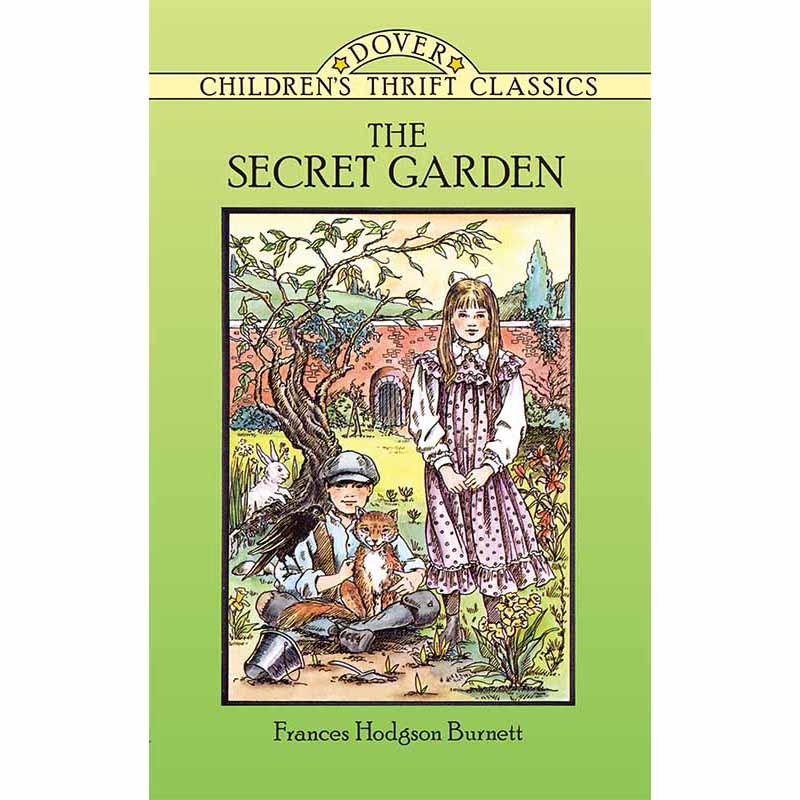 The Secret Garden(【按需印刷】) 按需印刷商品,15天发货,非质量问题不接受退换货。
