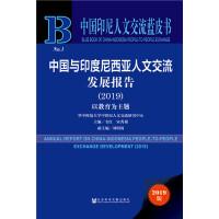 中国印尼人文交流蓝皮书:中国与印度尼西亚人文交流发展报告(2019):以教育为主题