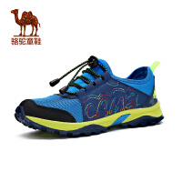 骆驼童鞋年春季新款男童网鞋中童透气运动休闲鞋