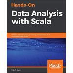 【预订】Hands-On Data Analysis with Scala 9781789346114