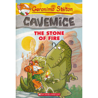 Geronimo Stilton Cavemice #1: The Stone Of Fire 老鼠记者之穴居鼠 01