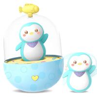 谷雨不倒翁玩具大号带声音的婴儿3-6-9-12个月宝宝早教益智0-1岁