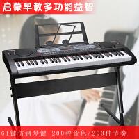 61键电子琴成人钢琴键专业教学初学者儿童电子琴入门琴