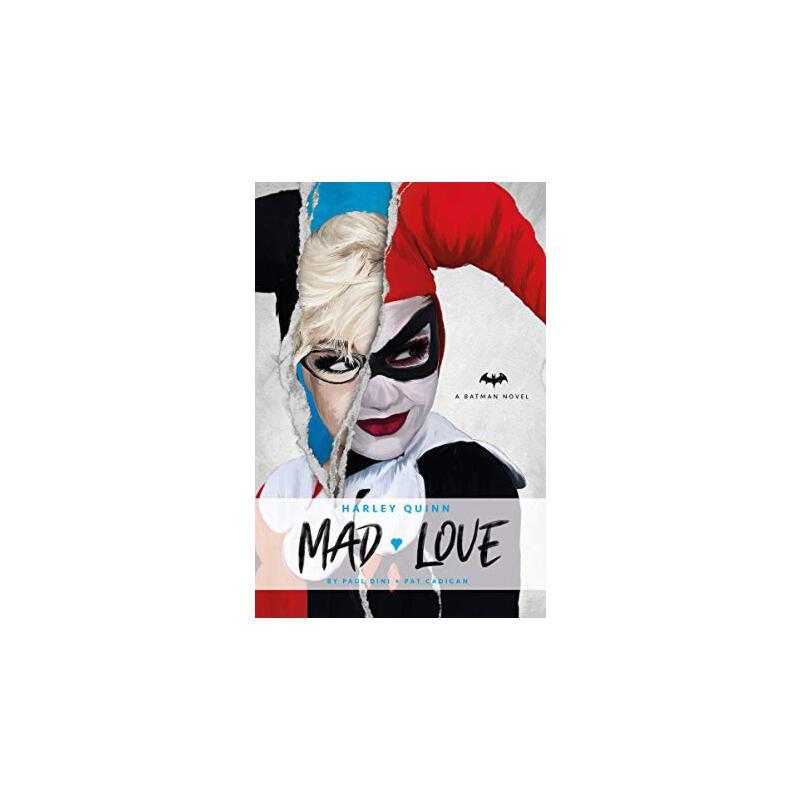 【预订】DC Comics Novels - Harley Quinn: Mad Love 9781785658136 美国库房发货,通常付款后3-5周到货!